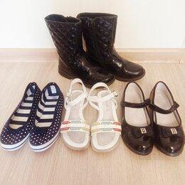 Босоножки, сандалии - Пакет обуви для девочки, 32 размер, 0