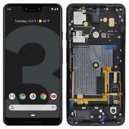 Дисплеи и тачскрины - Google Модуль (дисплей+тачскрин) для телефона Google Pixel 3 XL, 0