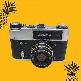 Фотоаппараты - Фотоаппарат Фэд 5В, 0