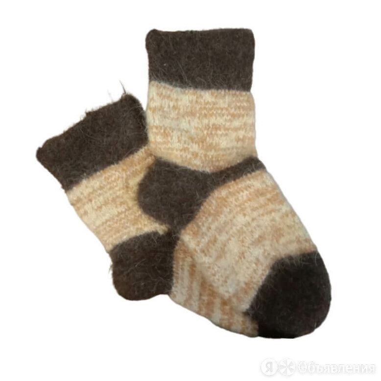 Рыбацкие носки из собачьей шерсти по цене 690₽ - Носки, фото 0