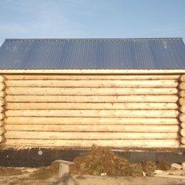 Готовые строения - баня под крышу 6*3, 0