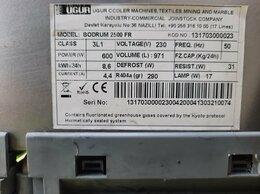 Морозильное оборудование - Ларь-бонета UGUR 2500 fr, 0
