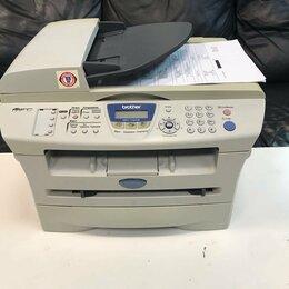 Принтеры и МФУ - МФУ лазерный 3 в 1, принтер, сканер, копир Brother 7420r, 0