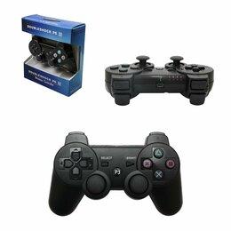 Рули, джойстики, геймпады - Джойстик для PS3, черный , 0