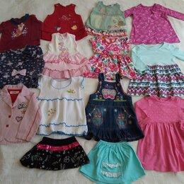 Платья и сарафаны - Летняя фирменная одежда на девочку с 1-2 лет, 0