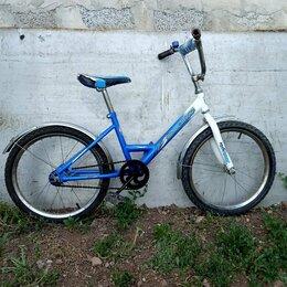 Велосипеды - Велосипед подростковый, колеса на 20 дюймов, 0