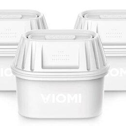 Фильтры для воды и комплектующие - Сменный фильтр для очистителя воды Viomi Filter Kettle L1 / L1 UV, White, 0