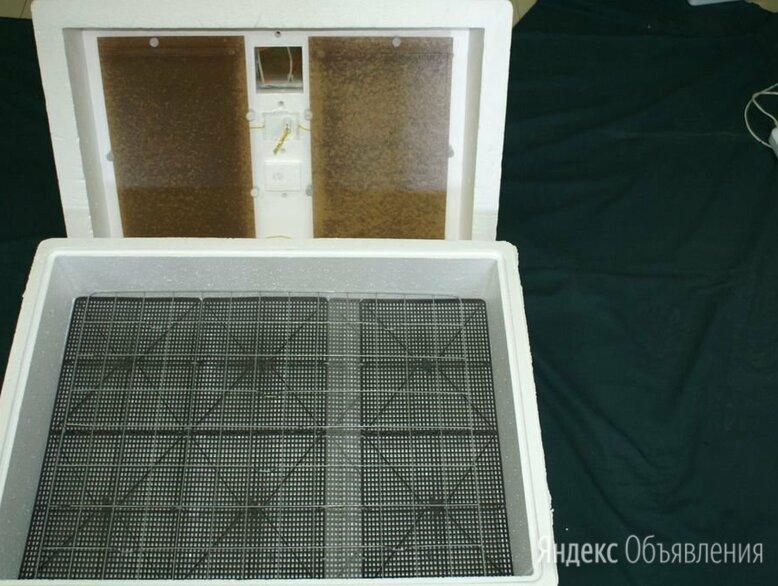 Инкубатор для яиц Идеальная наседка 104/автомат/220 по цене 4990₽ - Товары для сельскохозяйственных животных, фото 0