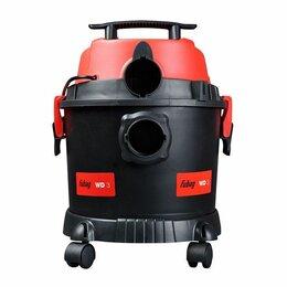 Профессиональные пылесосы - Пылесос строительный Fubag WD 3 38990, 0