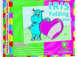 Обучающие материалы и авторские методики - АФ5214   IRIS FOLDING Paper /Влюбленный бегемотик,, 0
