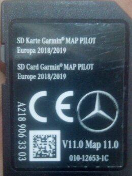 Система безопасности  - : ✅ Mercedes Navigation SD Card for B C CLA CLS…, 0