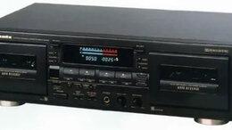 Музыкальные центры,  магнитофоны, магнитолы - Кассетная дека Marantz 74 cd 555 , 0