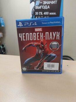 Игры для приставок и ПК - Marvel Spider-Man на PS4, 0