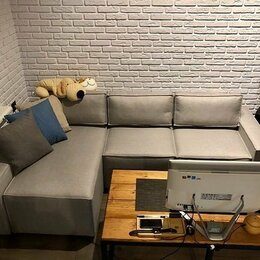 Диваны и кушетки - Маленький модульный диванчик, 0
