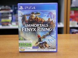 Игры для приставок и ПК -  Immortals Fenyx Rising - PS4 Б.У (Обмен), 0