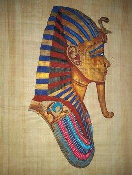 Картины, постеры, гобелены, панно - Папирус «Тутанхамон», 0