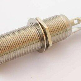 Аксессуары и запчасти - Switchcraft разъем джек моно, трубчатый, никель, 0