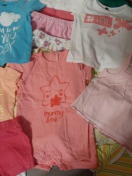 Комплекты - Пакет летних вещей на девочку от 0 до 6 месяцев, 0