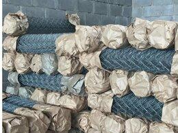 Заборчики, сетки и бордюрные ленты - Сетка Рабица высота 1,8 метра от производителя, 0