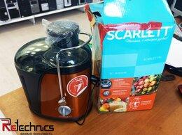 Соковыжималки и соковарки - Соковыжималка Scarlett SC-JE50S16 (OEM), 0