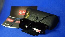 Очки и аксессуары - Солнцезащитные очки Ray Ban WayFarer, 0