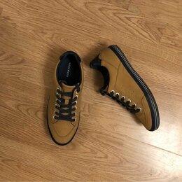 Кроссовки и кеды - Reserved светло-коричневые кеды 42 размер, 0