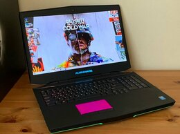 Ноутбуки - 17.3 IPS FHD Core i7 16GB 512SSD Nvidia GTX 3GB, 0