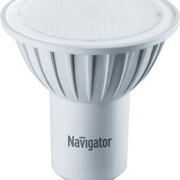 Лампочки - Лампа светодиодная 94 226 NLL-PAR16-7-230-3K-GU10 7Вт 3000К тепл. бел. G..., 0
