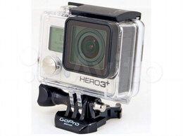 Аксессуары для экшн-камер - Аквабокс для GoPro Hero 3/3+/4, 0