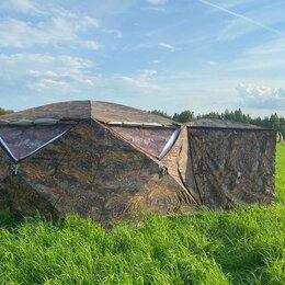Палатки - Палатка Куб Гексагон всесезонная Берег, 0