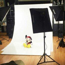 Фоны - Новый белый фон для фото и видео 2/3м, 0