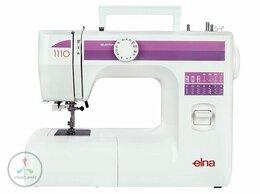 Швейные машины - Швейная машина Elna 1110, 0