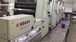 Полиграфическое оборудование - Офсетная машина ADAST DOMINANT 746 P, 0