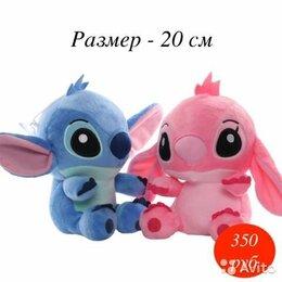 Мягкие игрушки - Мягкая игрушка «Плюшевый Лило и Стич» 20 см, 0