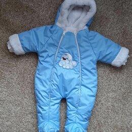 Комбинезоны - Комбинезоны детские осень зима размер 68-74, 0