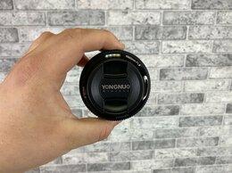 Объективы - Новый Объектив для Canon - YongNuo 50mm f/1.8, 0