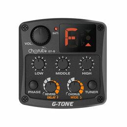 Гитарное усиление - Cherub GT-6 Гитарный эквалайзер , 0