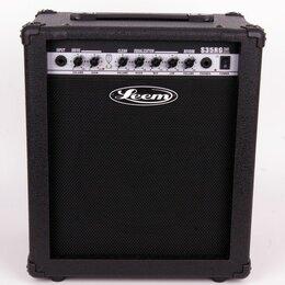 Гитарное усиление - Leem S35RG Комбик гитарный 35Вт ревербрация, 0