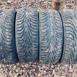 Шины, диски и комплектующие - Зимние шины Yokohama Ice guard 225/55R18 шип, 0