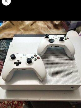 Игровые приставки - X box one s, 0
