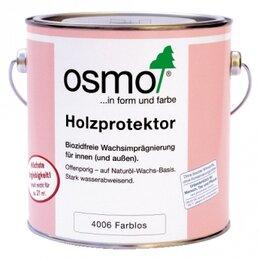 Пропитки - Пропитка Osmo Holzprotektor 4006 для древесины с…, 0