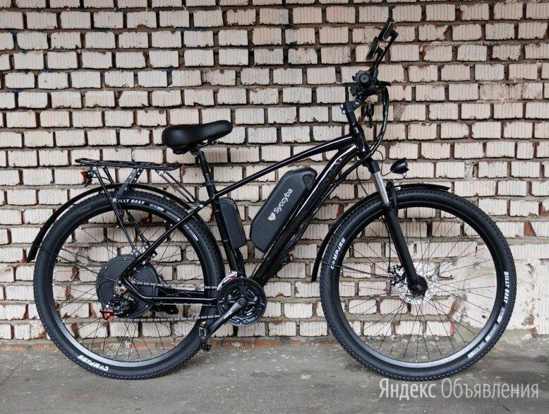 Электровелосипед Syccyba Н3 по цене 52490₽ - Мототехника и электровелосипеды, фото 0