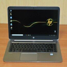 Ноутбуки - Ультрабук HP Elitebook Folio 1040 G3 I7 2K IPS, 0