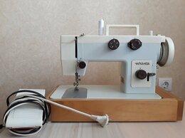 Швейные машины - Электрическая швейная машинка Чайка 143А, 0