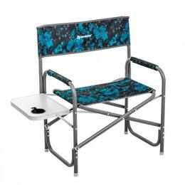 Походная мебель - Кресло складное со столиком Nisus Maxi Shark N-DC-, 0
