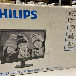 """Мониторы - Монитор 19.5"""" Philips 203V5LSB26/62, 0"""