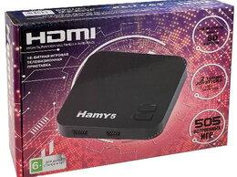 """Игровые приставки - Приставка 8 бит-16 бит """"Hamy 5"""" 505-in-1 HDMI, 0"""