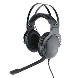 Компьютерная акустика - Гарнитура игровая Gembird MHS-G700U черный, 0
