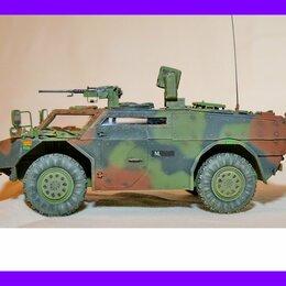 Сборные модели - 1/35 продажа модели танка ЛГС Фенек разведывательный бронеавтомобиль Германия, 0