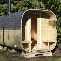 Архитектура, строительство и ремонт - Каркасная баня Квадро 4 метра, 0